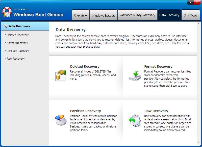 WindowsDataRecovery